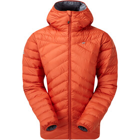 Mountain Equipment Earthrise Hooded Jacket Dame Bracken